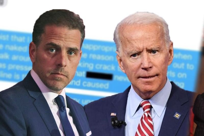 Joe Biden May Have 'Accidentally' Paid For Hunter's Wild Night at Chateau Marmont, Including $25,000 to Russian Hooker