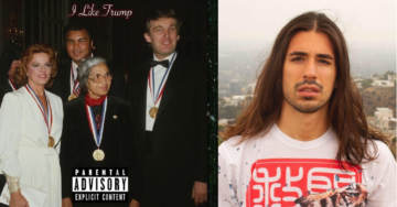Rapper An0maly's New Release 'I Like Trump': 'Media Control The Mind…Censor Everything That Goes Against Him'