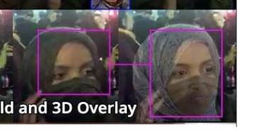 UPDATE: Were Ilhan Omar and Lover Tim Mynett at Trump Riots in Minnesota? … We Posted Our Clear and Compelling AI Technology Results Here