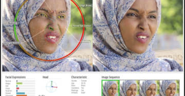 Facial, Speech and Virtual Polygraph Analysis Shows Ilhan Omar Exhibits Many Indications of a Compulsive Fibber!!!