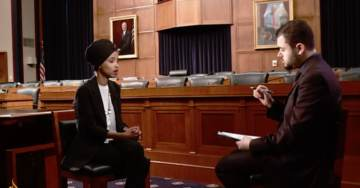 """Ilhan Omar's Racist Hate Speech: """"We Should Be More Fearful of White Men – Who are Causing Most Deaths"""""""