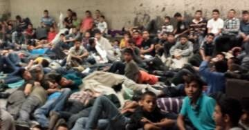 HORROR! Immigrant Children Stripped Naked, Cuffed, Beaten and Strapped Down with Bags Over Their Heads… Under Obama