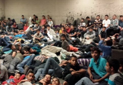 SHOCKING: 10,000 of 12,000 Kids in US DHS Custody Were Sent Here Alone …Think of That! (VIDEO)