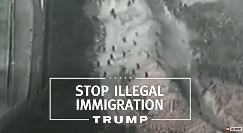 illegal immigration trump
