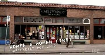 "Real Life Feminist Bookstore From ""Portlandia"" Closing, Blames Cis White People"