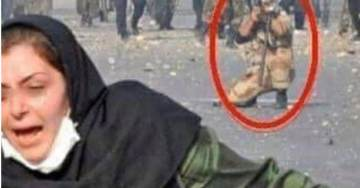 SHOCKING! Iranian Regime Fires on Female Democracy Protester! — Iran Daily Report: Protests Continue as The World Begins to Take Notice