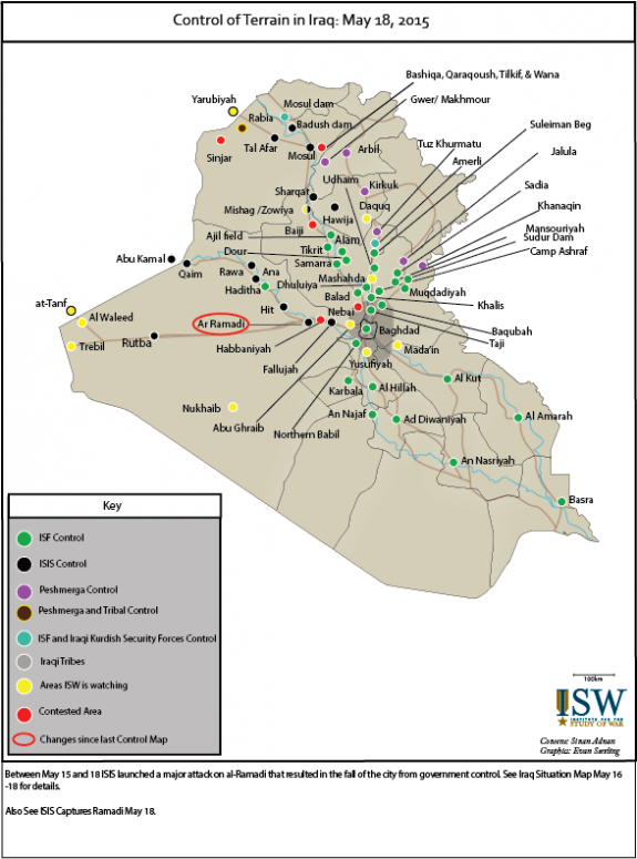 isis areas iraq