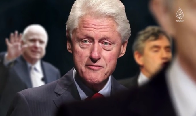 isis bill clinton