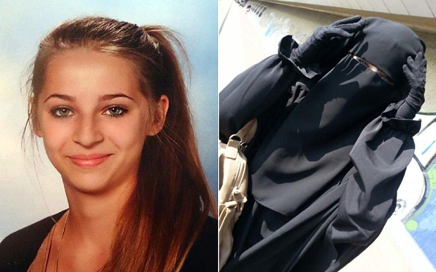 Female Austrian Muslim Convert Used as Sex Slave for ISIS Before They Beat Her to Death