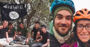 """Bleeding-Heart Liberals Bike Through Tajikistan to Prove """"Evil Is a Make-Believe Concept"""" — Are Stabbed Dead By ISIS"""