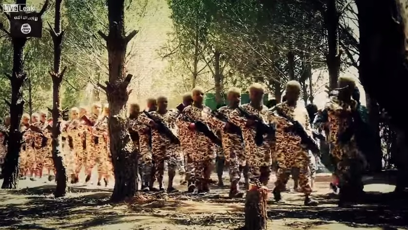 isis cubs video