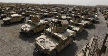 Iraq Lost 2,300 Humvees in Mosul to ISIS – Worth $579 Million