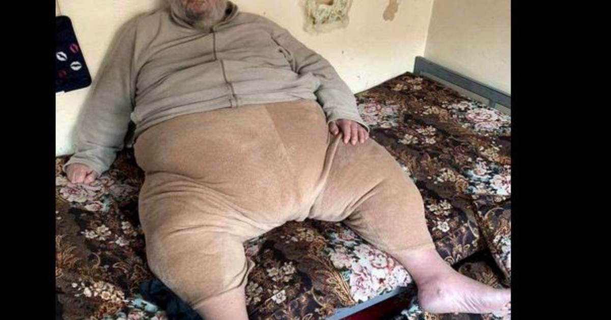 "ISIS Leader 'Jabba the Hutt"" Captured and Crammed into Bed of Trump -- This Walrus Was Their Top Religious Leader"