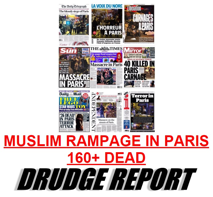 isis muslim drudge attack paris