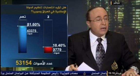 isis poll approval