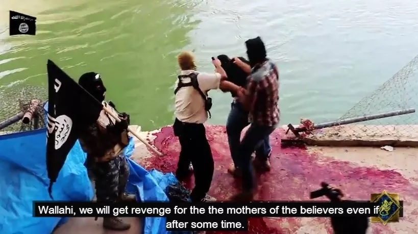 isis river slaughter