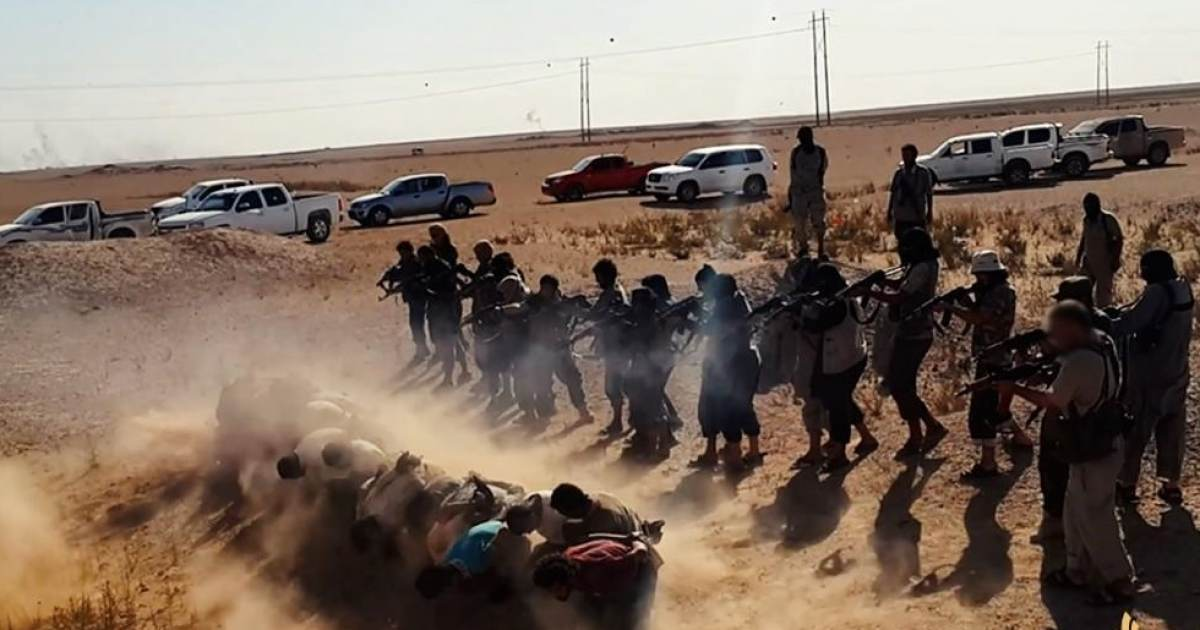 WHERE WAS THE MEDIA? ISIS Committed Genocide on Christians, Shiites and Yazidis, Killing 170,000 While Obama Partied and Did Nothing