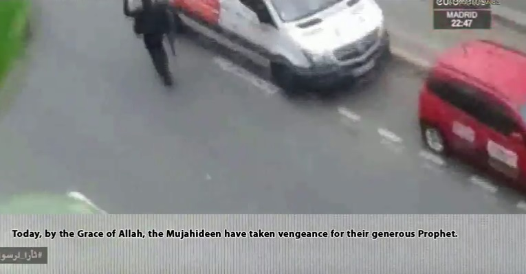 isis threat paris