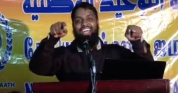 Islamic Imam Behind Sri Lanka Easter Sunday Attacks Has Numerous Videos on YouTube Preaching Hatred and Inciting Violence — While Conservatives Get Banned