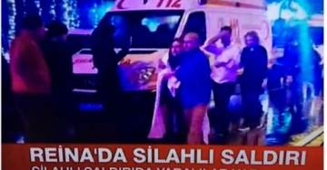 BREAKING: VIDEO– Gunman Dressed as Santa Opens Fire at Istanbul Club on New Year's Eve — Update: 35 Dead