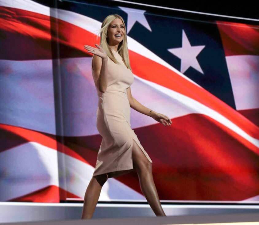 Ivanka Trump Joins Republican Swamp Creatures, Attacks Roy Moore: 'I Have No Reason to Doubt the Victims' Accounts'