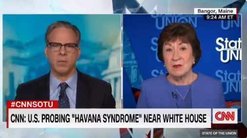 """""""I Was Appalled"""" – Horrible Susan Collins Condemns Booing of Mitt Romney by Utah Republican Patriots (VIDEO)"""