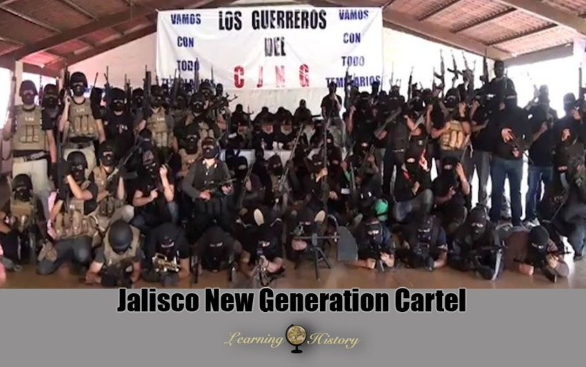 Biden's America: Feds Say Violent Mexican Cartel Is Trying to Gain Foothold in Seattle, Northwest -Video