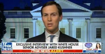 BREAKING: Jared Kushner Announces Middle East Peace Deal in Next Couple of Months — Rare Television Interview