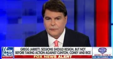 Gregg Jarrett: Attorney General Sessions Has Been Incompetent – Must Do the Right Thing and Resign (VIDEO)