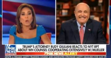 Rudy Giuliani: Mueller Is Panicking – They Know They Don't Have a Case (VIDEO)
