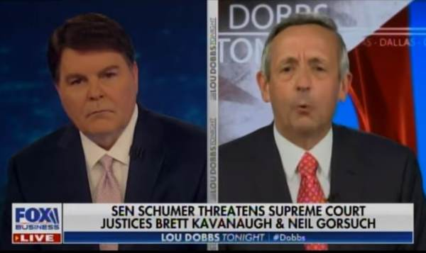 "Pastor Jeffress: All the Democrats Care About Is Making Sure That Their Patron Saint Planned Parenthood Is Able to Murder As Many Children in the Womb as Possible"" (VIDEO)"