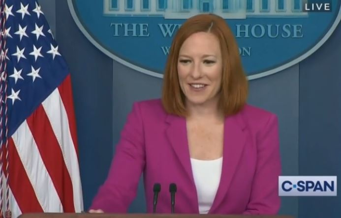 Jen Psaki and White House Press Corps BURST INTO LAUGHTER Over Crime Spree Consuming American Cities (VIDEO)