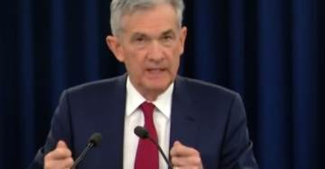"Top Financial Analyst: Fed Chairman Jerome Powell is the ""Trainwreck Under the Christmas Tree"" (VIDEO)"