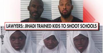These Jihadis Were Training Abused Children for School Shootings – Now Judge Releases Them on Bond (VIDEO)