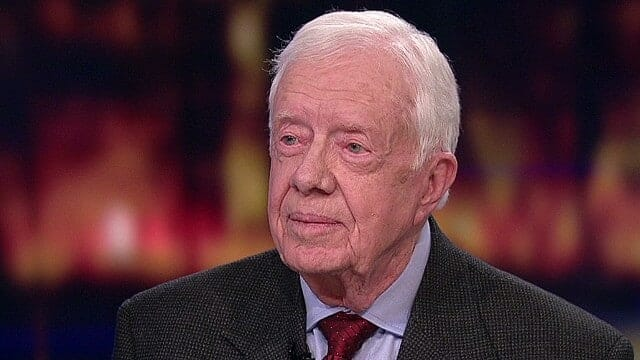 Jimmy Carter Knocks Media, Says Russia Did Not Steal 2016 Election