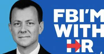 WOW! FBI Agent Peter Strzok Knew About Potential Breach Into Hillary Clinton's Server — But Never Followed Up