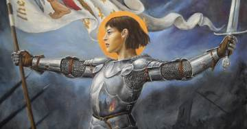 CULTURAL VANDALISM: Birthplace of Joan of Arc, Population 126, Set To Receive 54 Migrants