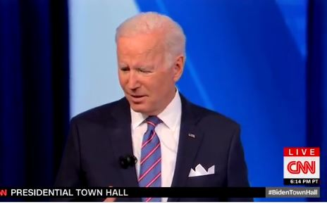"""Joe Biden Says He """"Hasn't Had Time"""" to Visit Open US Border Despite 70 Delaware Rest Days – Then Insists Dr. Jill Went There"""