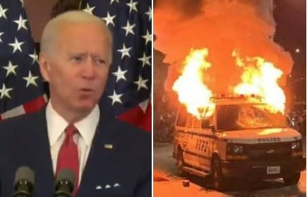 "Biden Vows to ""Transform"" America — Dog Whistle to the Mob?"