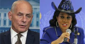 Liberal Hack Frederica Wilson Accuses General Kelly of Racism — For Using Term Credited to Plato and Shakespeare