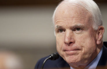 UPDATE: Sen. John McCain diagnosed with Aggressive BRAIN CANCER; POTUS Issues Statement