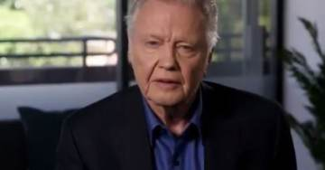 "Patriotic Actor Jon Voight Comes Out for Trump: ""Greatest President Since Abraham Lincoln"" Battling the Left's ""Absurd Words of Destruction"""