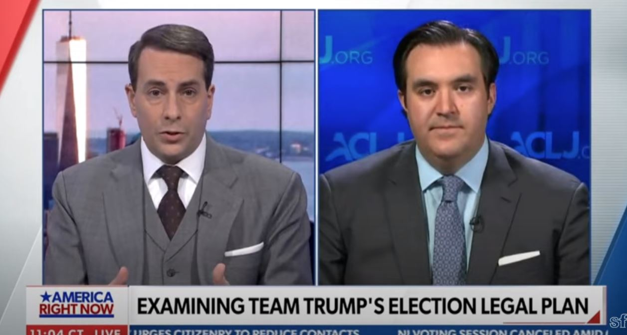 """""""What's Coming in Georgia Will Be Shocking!"""" – Trump Attorney Jordan Sekulow Promises BIG NEWS in Georgia on Monday or Tuesday (VIDEO)"""