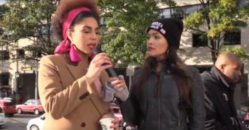 """EXCLUSIVE… Joy Villa at the #Walkaway March: """"Americans Are Sick of the Mob Mentality of Democrats"""" (VIDEO)"""