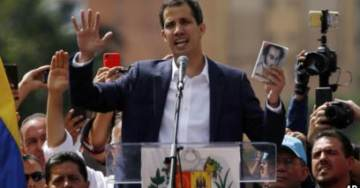 Venezuelan Regime's Supreme Court Freezes Opposition Leader's Bank Accounts, Imposes Travel Ban on Juan Guaido