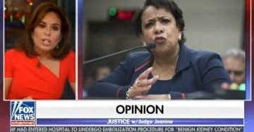 HUGE!… Judge Jeanine: Former AG Loretta Lynch Had to Approve the FBI Informant Spying on the Trump Campaign (VIDEO)