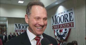 THIRD TUESDAY POLL Shows Judge Roy Moore with 10 Point Lead Over Liberal Doug Jones After Accuser Allegations Fall Apart