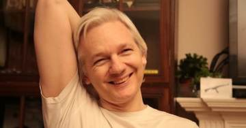 Julian Assange WILL NOT Be Cooperating With Democrats' Trump Investigation Document Requests