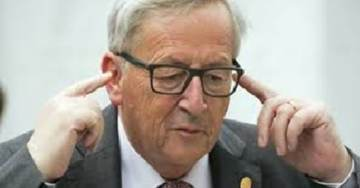 """EU President Jean-Claude Juncker Lashes Out on Eve of Elections: """"These Stupid Nationalists – Are in Love with Their Own Countries"""""""
