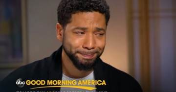 REPORT: Jussie Smollett Concocted Fake MAGA Attack After 'Threatening Letter' He Received Didn't Get Enough Media Attention